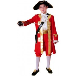 COSTUME CAPITAINE ENFANT