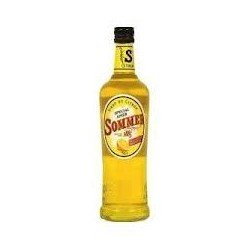 SOMMER sirop citron spécial 70 cl