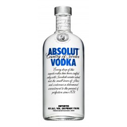 VODKA ABSOLUT 0,7 LITRE 40°