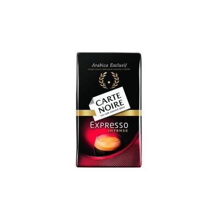 CARTE NOIRE café expresso intense 250g