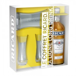 RICARD COFFRET 0.7 LITRE 45° BERTHES