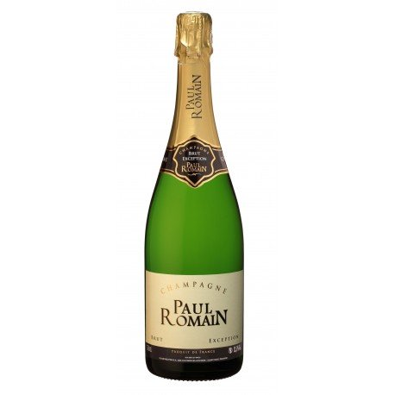 PAUL ROMAIN Champagne brut 75cl