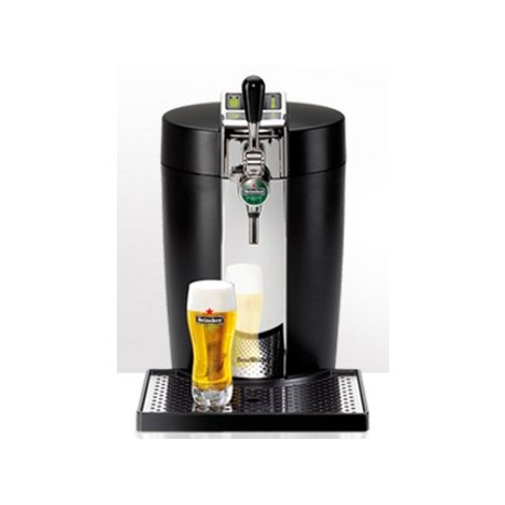 tireuse a biere 5 litres krups vb5020 f t heineken. Black Bedroom Furniture Sets. Home Design Ideas