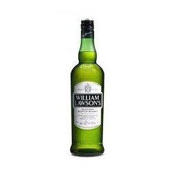 WHISKY WILLIAM LAWSON'S BLENDED 1 LITRES 40°