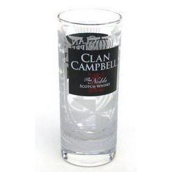 verre tube clan campbell 22 cl labigboutique. Black Bedroom Furniture Sets. Home Design Ideas