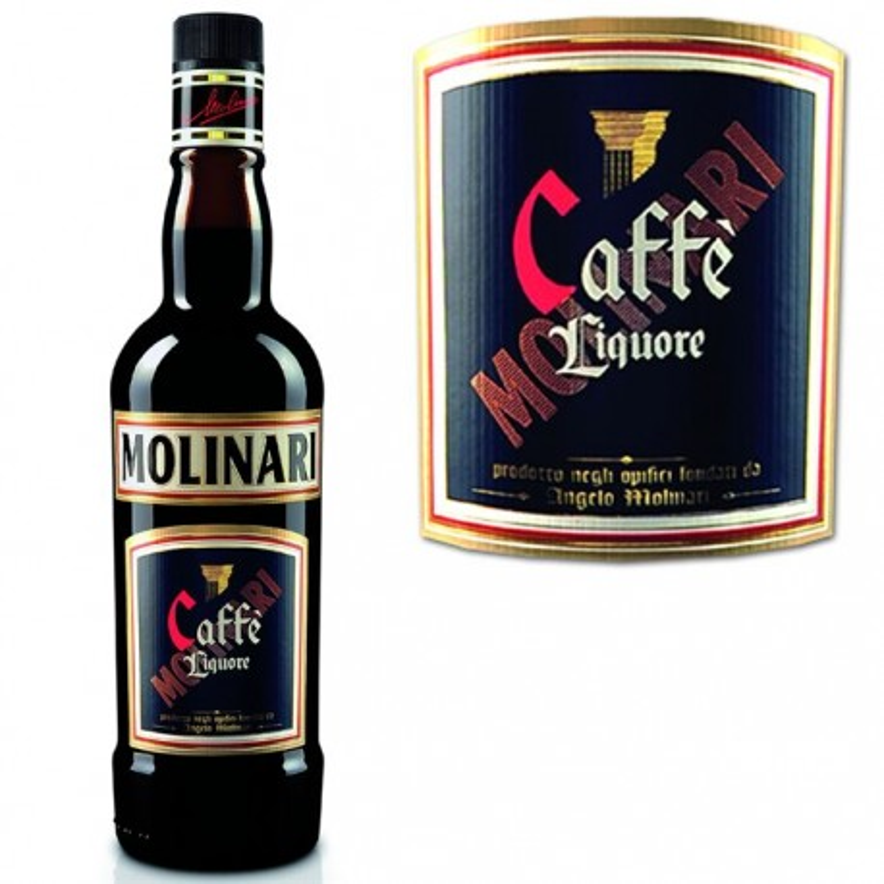 SAMBUCA MOLINARI CAFFE 0,7 LITRE 36°