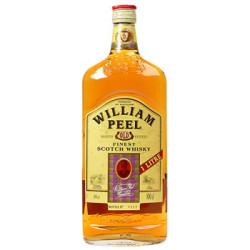 WHISKY WILLIAM PEEL 40° 1 LITRE
