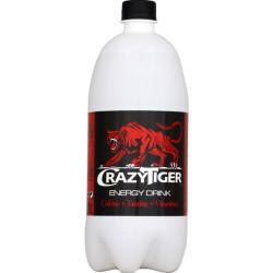 ENERGIE DRINK CRAZYTIGER 1 LITRE