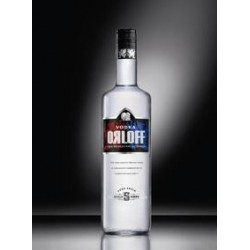 VODKA ORLOFF 1 LITRE 37,5°