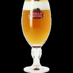 Verre Stella Artois à pied - 50 cl