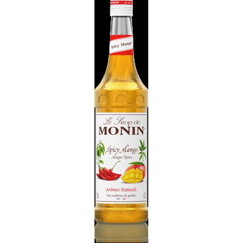 SIROP MONIN SPICY MANGUE 0,7 litre